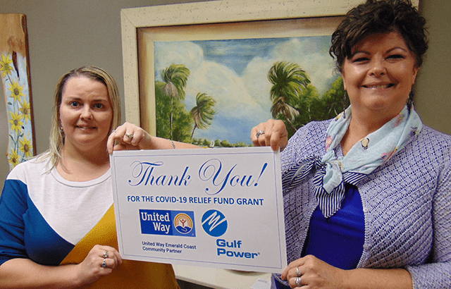 Bridgeway Awarded COVID-19 United Way Relief Grant